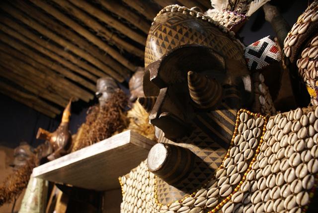 アフリカ土産