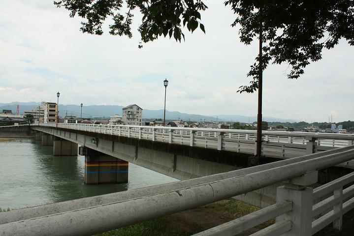 水の手橋②