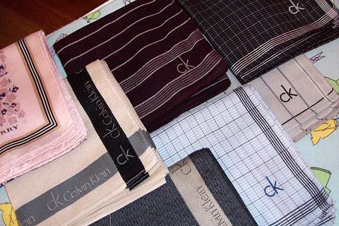 Handkerchiefs from CK
