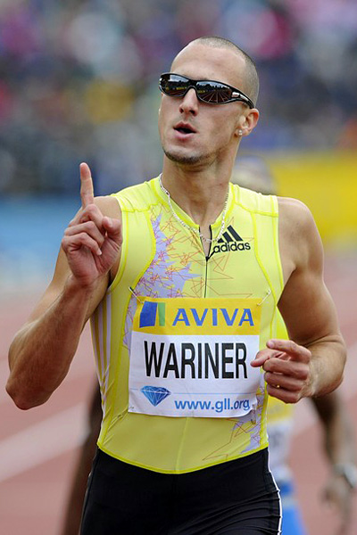 Jeremy Wariner 2010 London