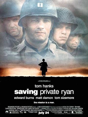 $Volare! Oh, oh!-Saving Private Ryan