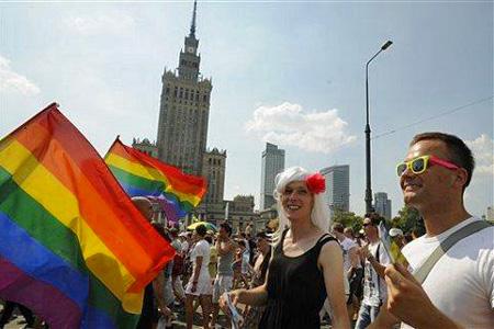 EuroPride 2010 in Warsaw