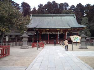 塩釜神社 縮小