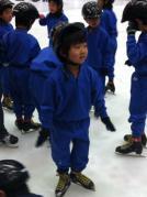 スケート教室201301