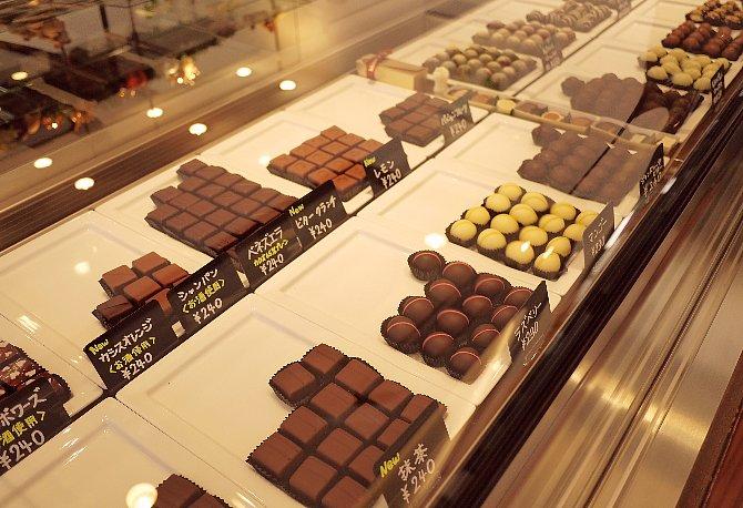 チョコいっぱい!