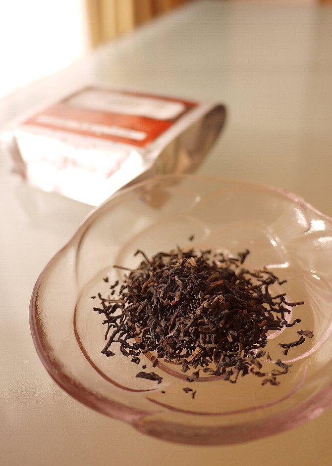 デカフェ・スペシャル茶葉