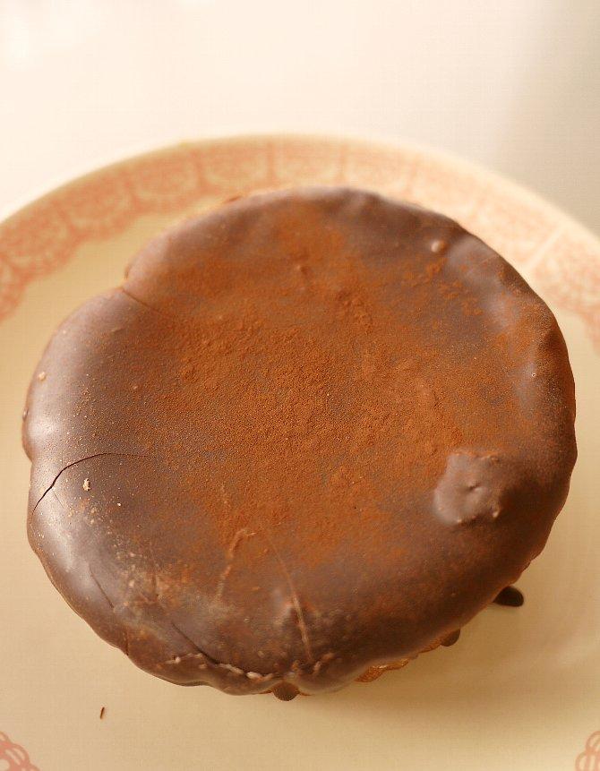 チョコブルーベリー