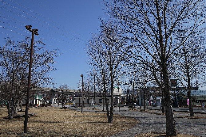 ミレニアムパーク