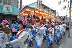 千厩夏祭り