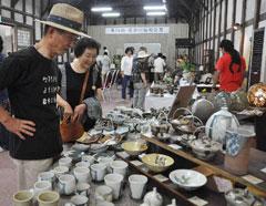 第14回黄金の国陶芸展