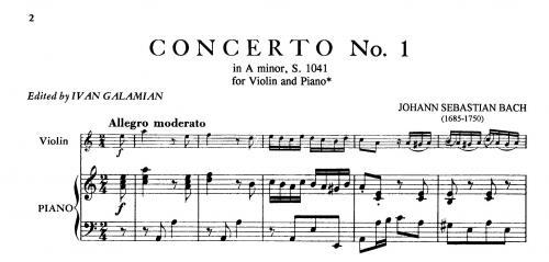 バッハピアノ譜