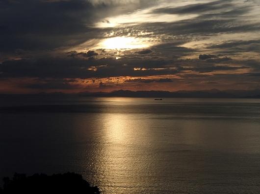 夕景1-20130914