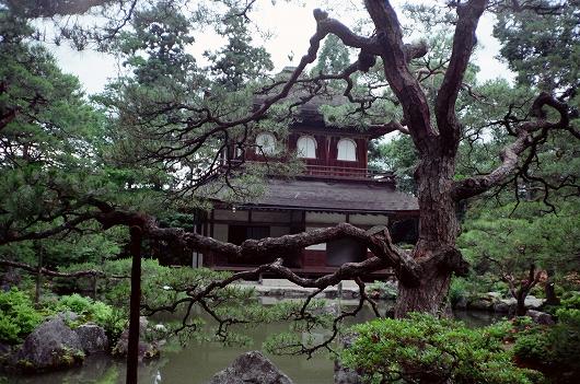 銀閣寺19770601