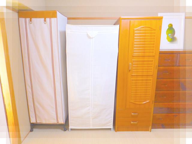 服の整理収納2