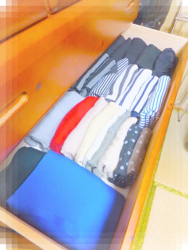 服の整理収納8