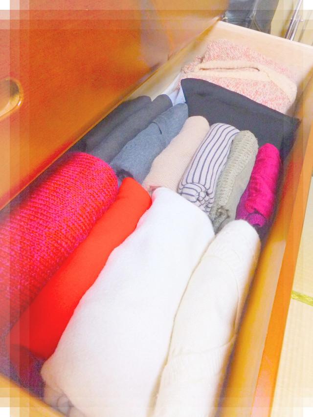 服の整理収納9