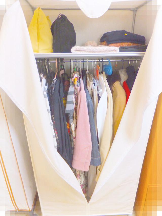 服の整理収納18