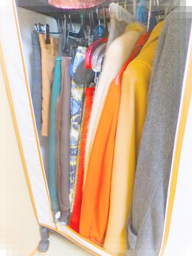 服の整理収納17