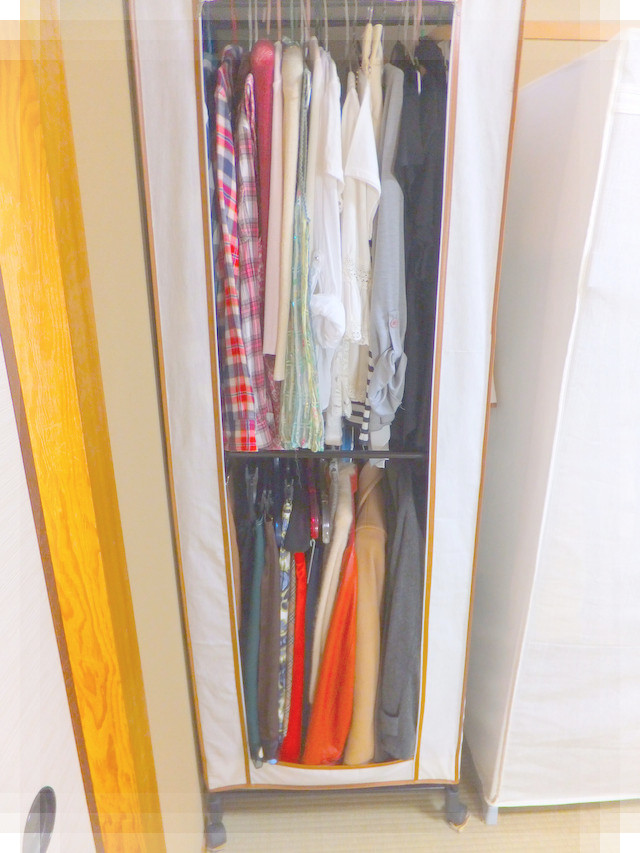 服の整理収納15