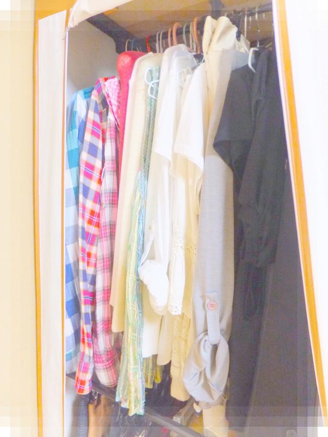 服の整理収納16