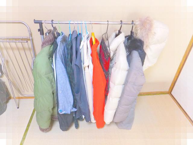 服の整理収納22
