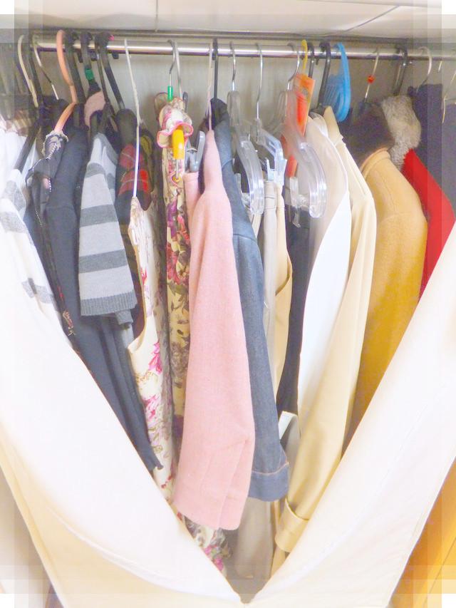 服の整理収納20
