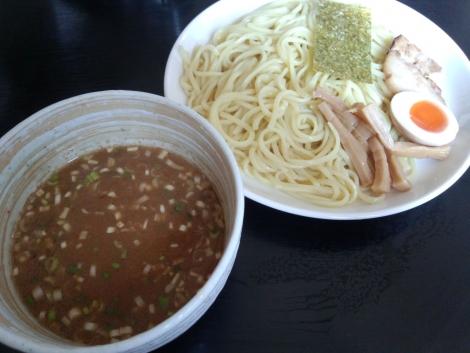 濃厚白湯つけ麺