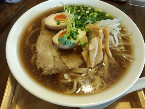 極太らー麺