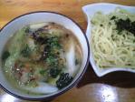 カキつけ麺