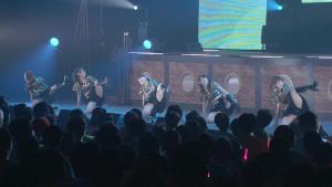℃-uteのコンサートがほぼストリップ