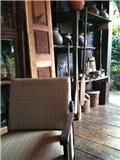 アーティストハウスのカフェ