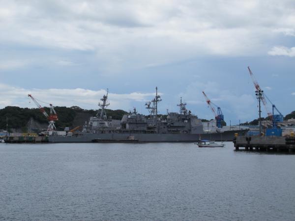 アメリカ海軍 ミサイル巡洋艦シャイロー