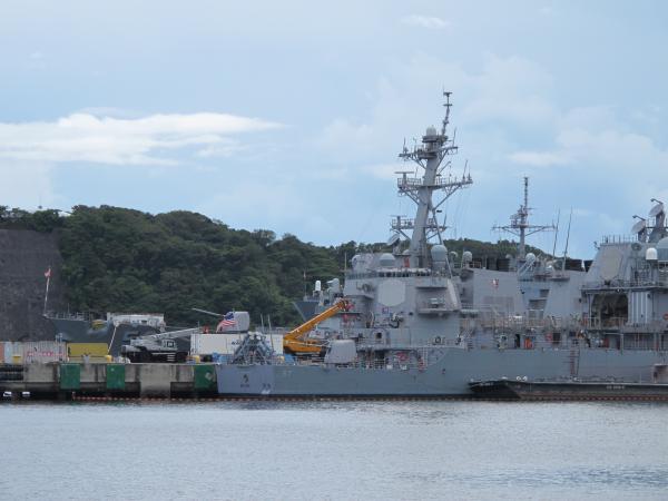 ミサイル巡洋艦シャイロー