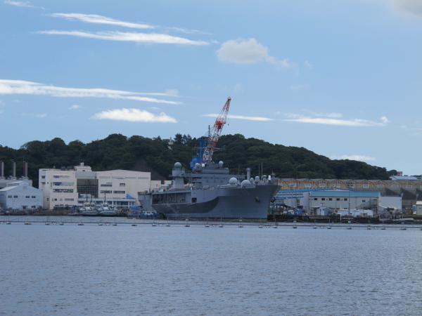 揚陸指揮艦ブルー・リッジ