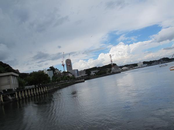横須賀軍港めぐり