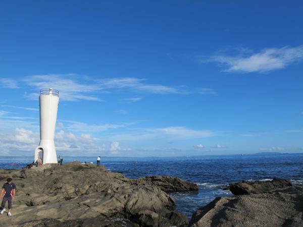 城ケ島 安房崎灯台