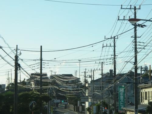 レース編みの町