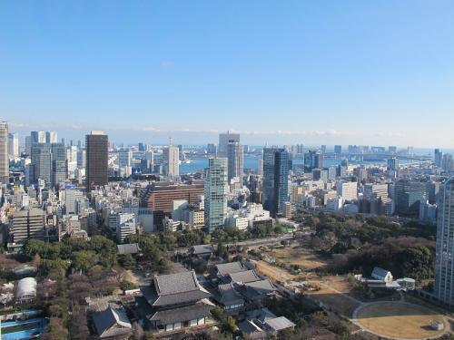 東京タワーより・・・