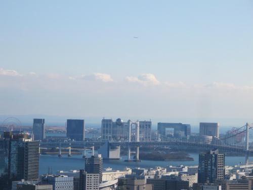 東京タワー大展望台より球体