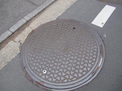 マンホール 東京電力