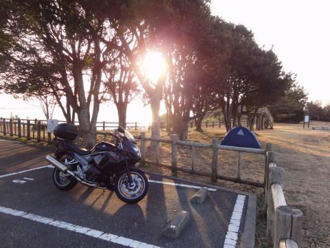 本州最南端潮岬の日の出