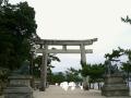 0130907厳島神社鳥居
