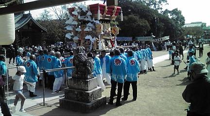 2011秋祭り