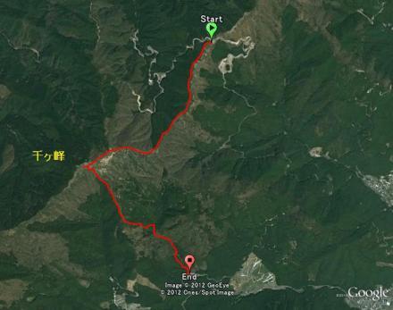 201241千ヶ峰