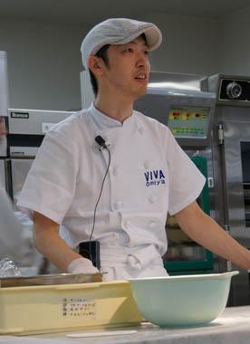 飯田シェフ