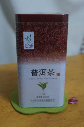 プ―アール茶