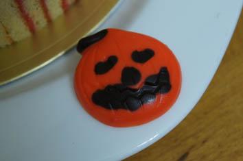 かぼちゃチョコ