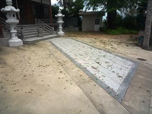 台風12号の被害
