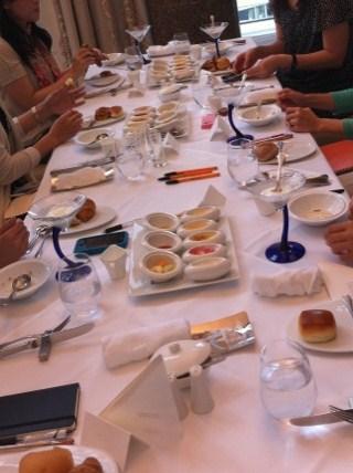 第3回朝食会*トークタイム1