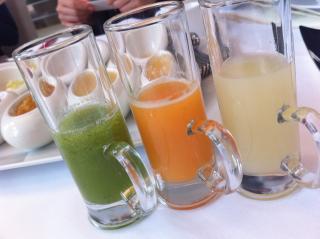 第3回朝食会*フレッシュジュース2
